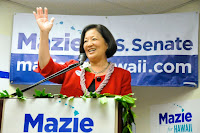 Hawaii U.S. Senate candidate
