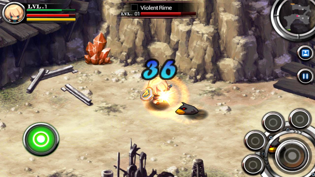 download game android zenonia 5 offline apk