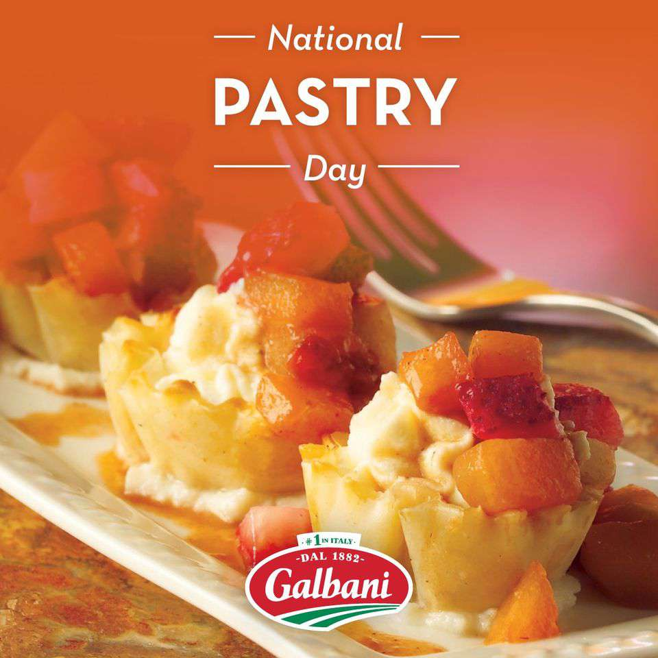 National Pastry Day Wishes Beautiful Image