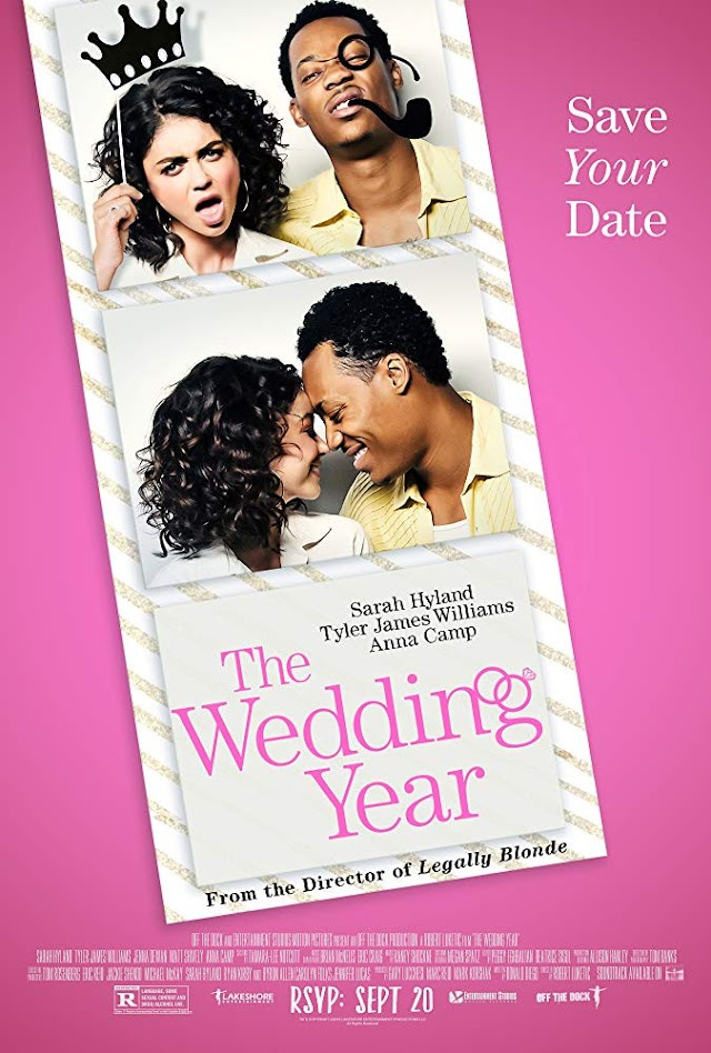 The Wedding Year (2019) 480p English HDRip x264 AAC 300MB