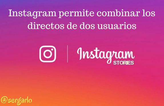 Instagram, redes sociales, live, directos, usuarios, social media