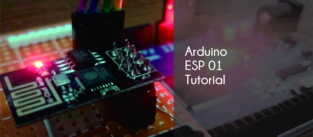 Tutorial Arduino-ESP8266 Serial Wifi Adapter