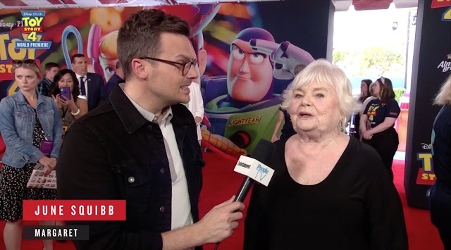 Toy Story 4 June Squibb