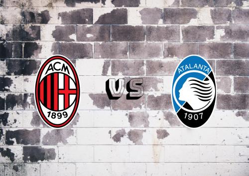 Milan vs Atalanta  Resumen y Partido Completo