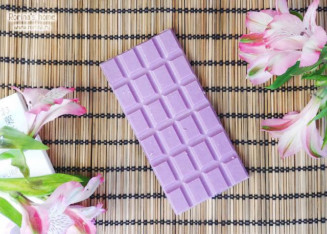 Шоколад Okasi с бататом - отзыв