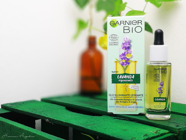 Garnier linea biologica ingredienti e review