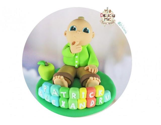 figurină tort aniversară
