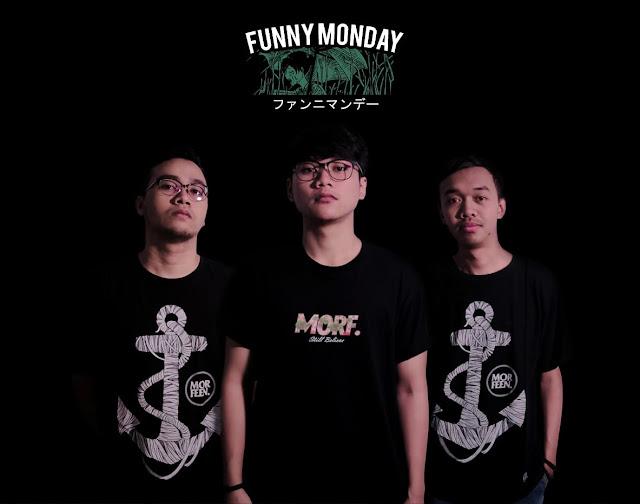 'Funny Monday' Ajak Pendengar Memaknai 'Kesendirian' Lewat Single Mereka!