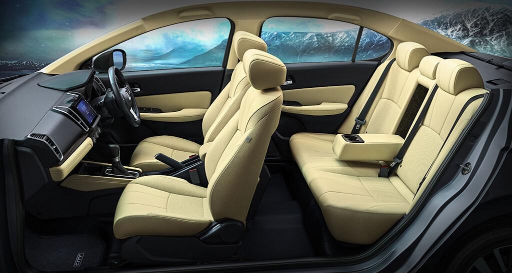 Honda City 2020 ra mắt tại Ấn Độ, khác biệt với phiên bản ở Thái Lan