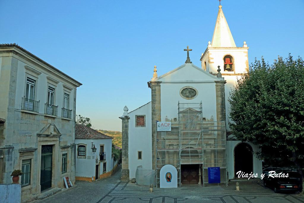Iglesia de Santa María de Óbidos