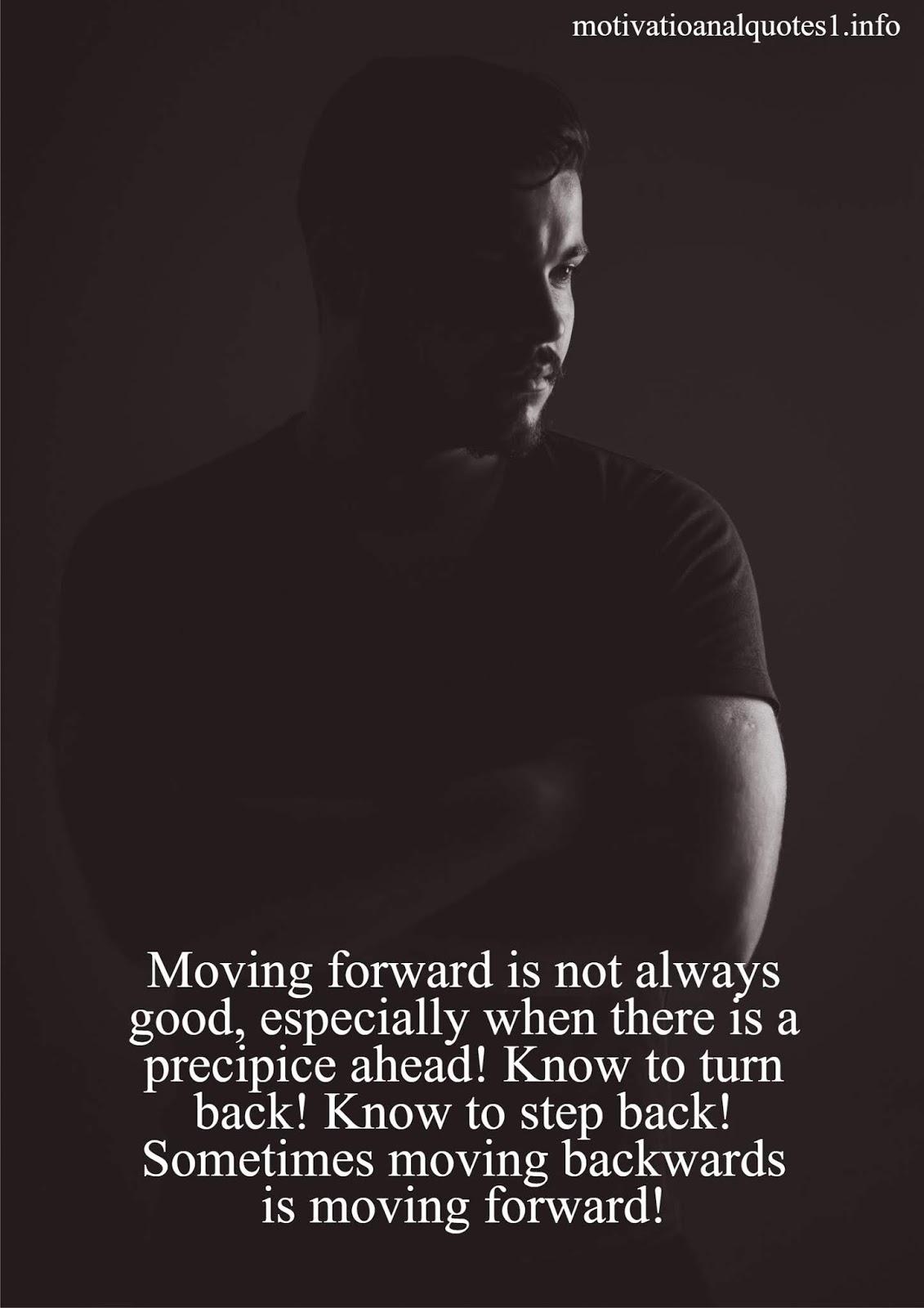 keep moving forward quotes