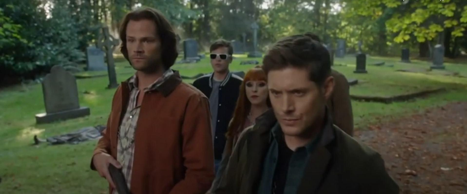 Кадр из сериала Сверхъестественное 15 сезон