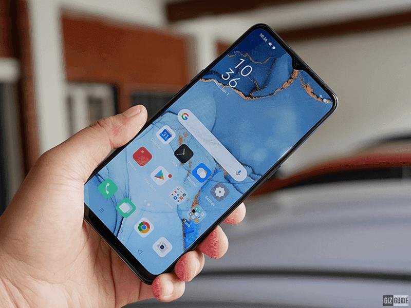 An all-around mid-range smartphone