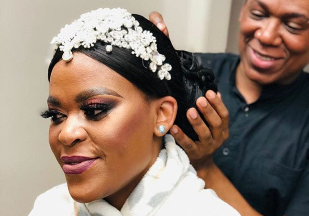 Zodwa Wabantu To Auction An Image Of Herself For R150 000!