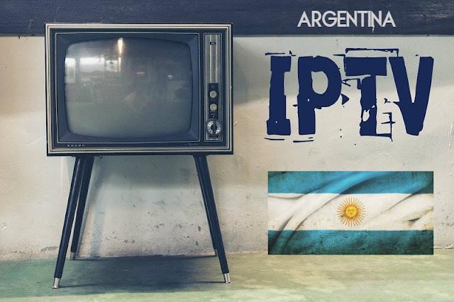 Lista M3U IPTV ARGENTINA Actualizada