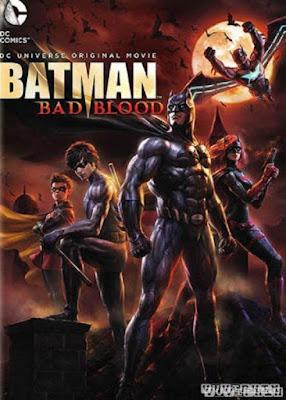 Người Dơi: Mối Hận Thù - Batman: Bad Blood (2016)