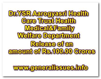 Dr.YSR Aarogyasri Health Care Trust