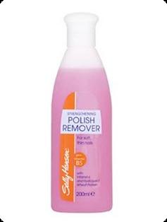 Sally Hansen Strengthening Nail Polish Remover