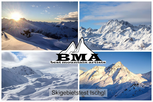 Best Mountain Artists - Outdoor Blog - Skigebietstes Ischgl Paznaun