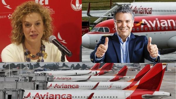 Y se dio el primer desembolso a la compañía Avianca