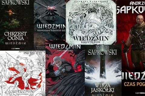 Literacka 5! vol. VII - pięć polskich serii fantasy