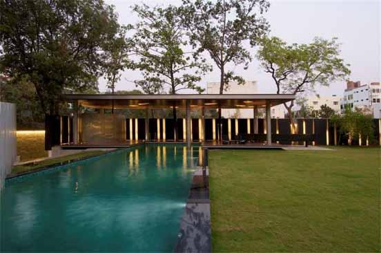 Modern Hyderabad House By Rajiv Saini & Associates
