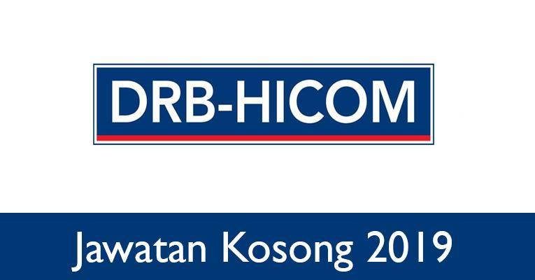 Jawatan Kosong di DRB-Hicom Berhad