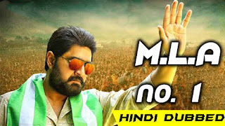 MLA no. 1 Hindi Dubbed