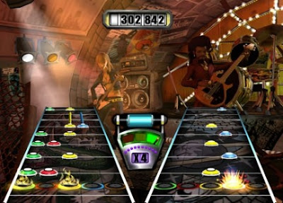 Guitar Hero 5 (PS2) 2009