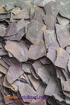 harga batu alam templek