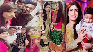 Fabiha Sherazi | Brother Engagement and Family Seen Unseen Latest Pictures | July 2017