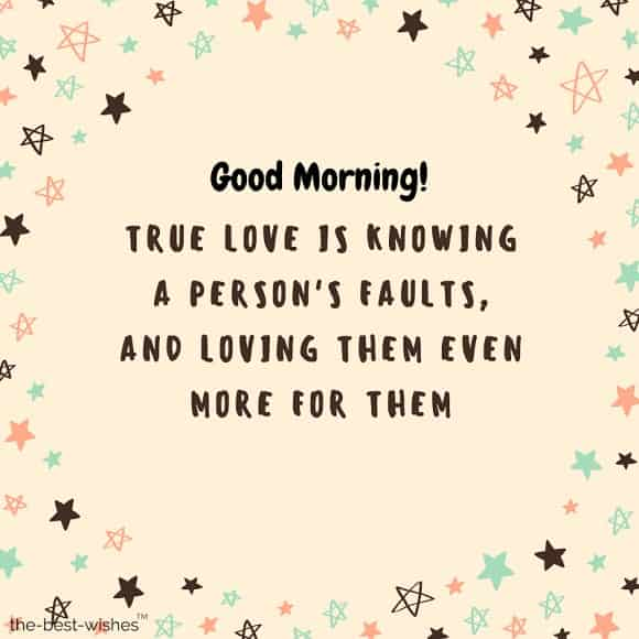 good morning love messages for crush