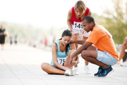 Diagnosis Cedera Olahraga