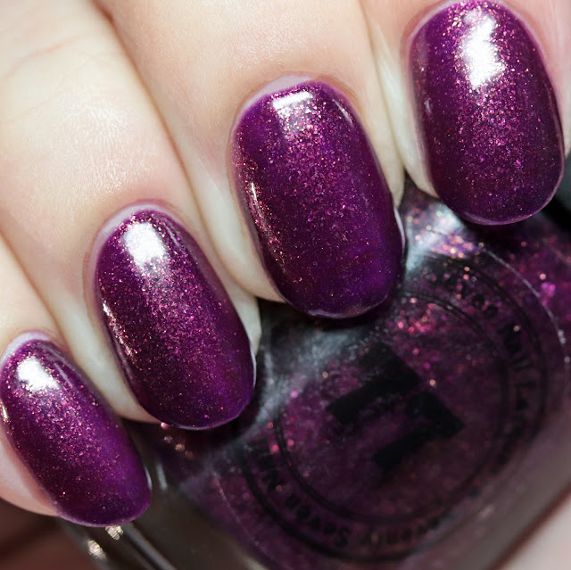 Seventy-Seven Nail Lacquer To Be Loved Is Something