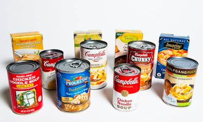 canned soups are actually unhealthy