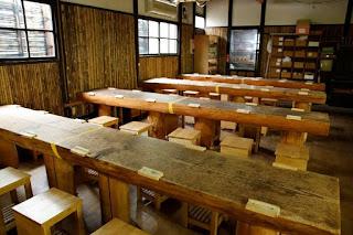 越前竹人形の里 制作体験工房
