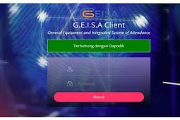 Cara Instal Aplikasi Geisa Client Terkoneksi Aplikasi Dapodikdasmen