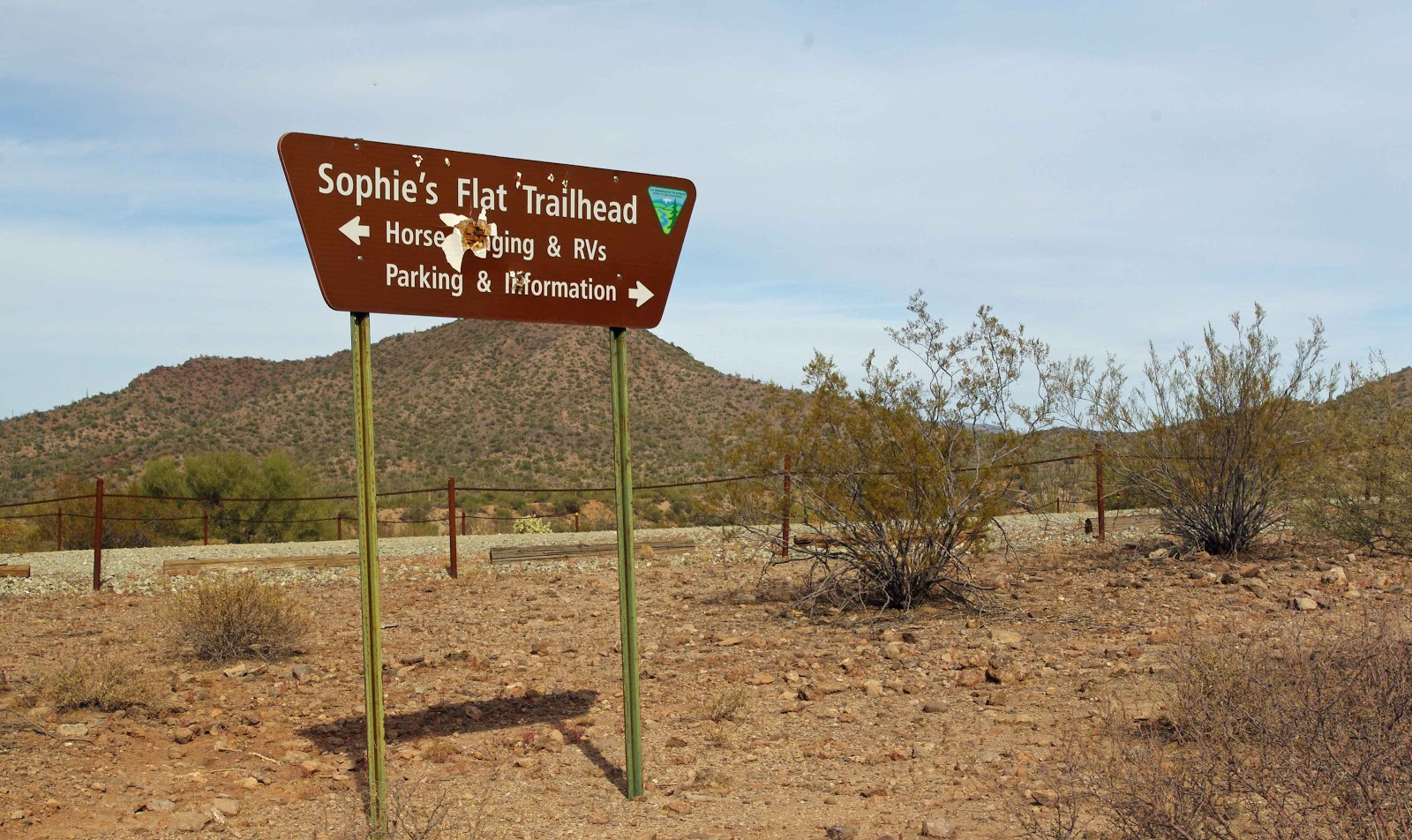 Small Country Towns In America Usbackroads Sophie S Flat Trailhead Wickenburg Arizona