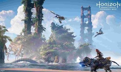 horizon forbidden west gameplay