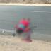 सड़क दुर्घटना में महिला की मौत
