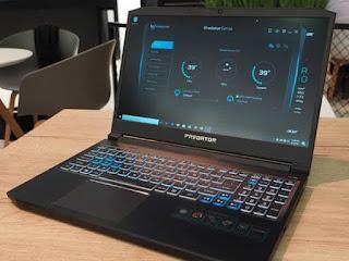 Laptop Acer Core i5 untuk gaming