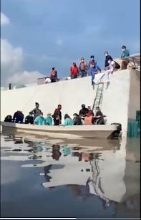 Bajo el agua Estado de México e Hidalgo: fallecen 19 y zonas afectadas a las riveras del río Tula