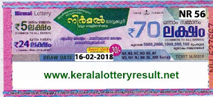 KERALA LOTTERY, kl result yesterday,lottery results, lotteries results, keralalotteries, kerala lottery, keralalotteryresult, kerala lottery result, kerala lottery   result live, kerala lottery results, kerala lottery today, kerala lottery result today, kerala lottery results today, today kerala lottery result, kerala lottery result 16-  02-2018, Nirmal lottery results, kerala lottery result today Nirmal, Nirmal lottery result, kerala lottery result Nirmal today, kerala lottery Nirmal today result,   Nirmal kerala lottery result, NIRMAL LOTTERY NR 56 RESULTS 16-02-2018, NIRMAL LOTTERY NR 56, live NIRMAL LOTTERY NR-56, Nirmal lottery,   kerala lottery today result Nirmal, NIRMAL LOTTERY NR-56, today Nirmal lottery result, Nirmal lottery today result, Nirmal lottery results today, today kerala   lottery result Nirmal, kerala lottery results today Nirmal, Nirmal lottery today, today lottery result Nirmal, Nirmal lottery result today, kerala lottery result live,   kerala lottery bumper result, kerala lottery result yesterday, kerala lottery result today, kerala online lottery results, kerala lottery draw, kerala lottery results,   kerala state lottery today, kerala lottare, keralalotteries com kerala lottery result, lottery today, kerala lottery today draw result, kerala lottery online purchase,   kerala lottery online buy, buy kerala lottery online
