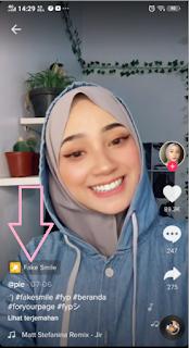 √ Filter senyum tiktok - Cara mudah dapatkan filter Fake Smile di Tiktok