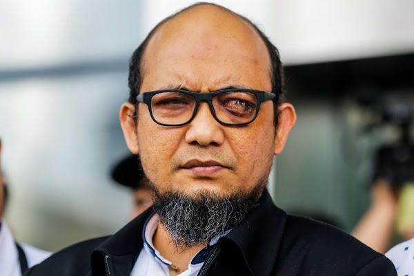 LPSK: Novel Tak Dapat Dilaporkan ke Polisi Sampai Kasusnya Tuntas