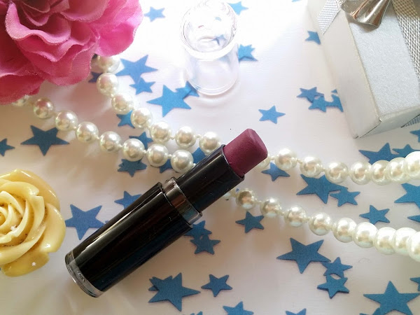 Favourite Lipstick at the moment - Wet 'n' Wild Sugar Plum Fairy