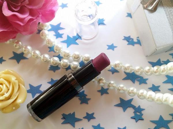 Favourite Lipstick at the moment - Wet 'n' Wild Sugar Plum Fairy