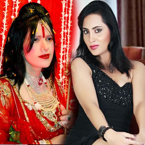 modeal-actor-aarshi-khan-radhe-maa-मॉडल ने लगाया आरोप-सेक्स रैकेट चलाती हैं राधे मां