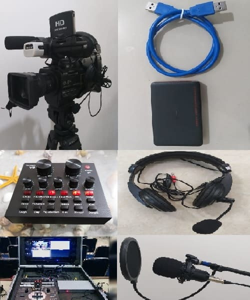 Sewa Capture Card | Rental Video Capture HDMI to USB | Penyewaan Alat Live Streaming Jakarta