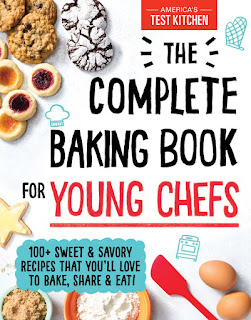 review of America's Test Kitchen Kids - The Complete Baking Book for Young Chefs